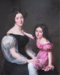 Rosine Blanc-Champollion et Zoraïde