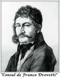 """""""Consul de France Drovetti"""""""